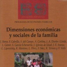 Libros de segunda mano: TRES LIBROS SOBRE LA FAMILIA EN ESPAÑA. Lote 143593570