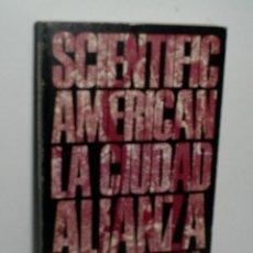 Libros de segunda mano: LA CIUDAD. 1969. Lote 143812882