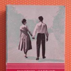 Libros de segunda mano: EL LIBRO DEL JOVEN. DOCTOR CARNOT. STVDIVM. 1966. . Lote 145669066