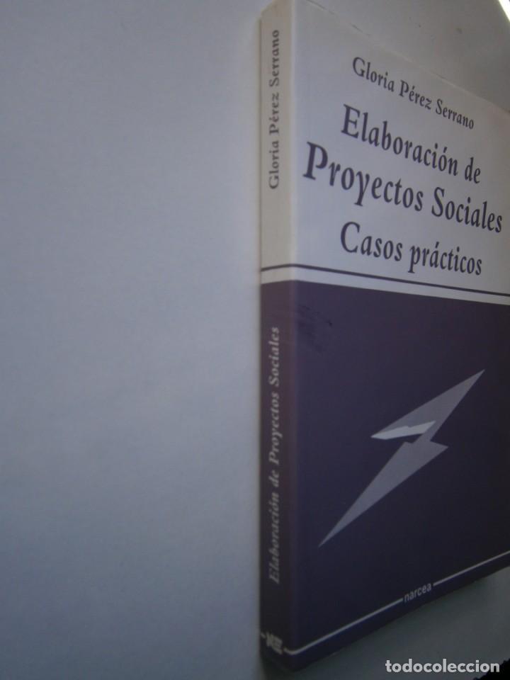 Elaboracion De Proyectos Sociales Casos Practic Comprar Libros De Sociología En Todocoleccion 146025838