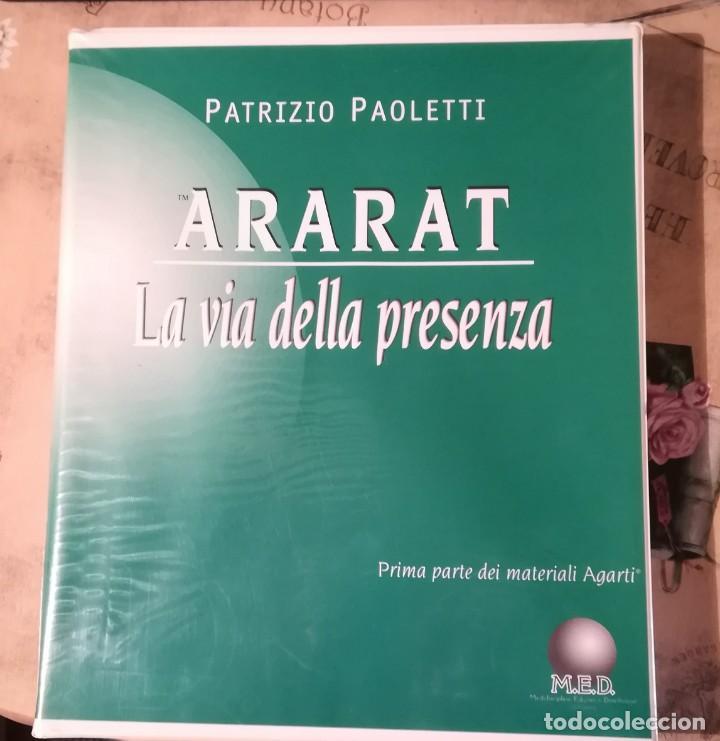 ARARAT. LA VIA DELLA PRESENZA. PRIMA PARTE DEI MATERIALI AGARTI - PATRIZIO PAOLETTI - EN ITALIANO (Libros de Segunda Mano - Pensamiento - Sociología)