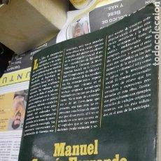 Libros de segunda mano: INTRODUCCION A LA ESTADISTICA EN SOCIOLOGIA. MANUEL GARCIA FERRANDO. Lote 147300413