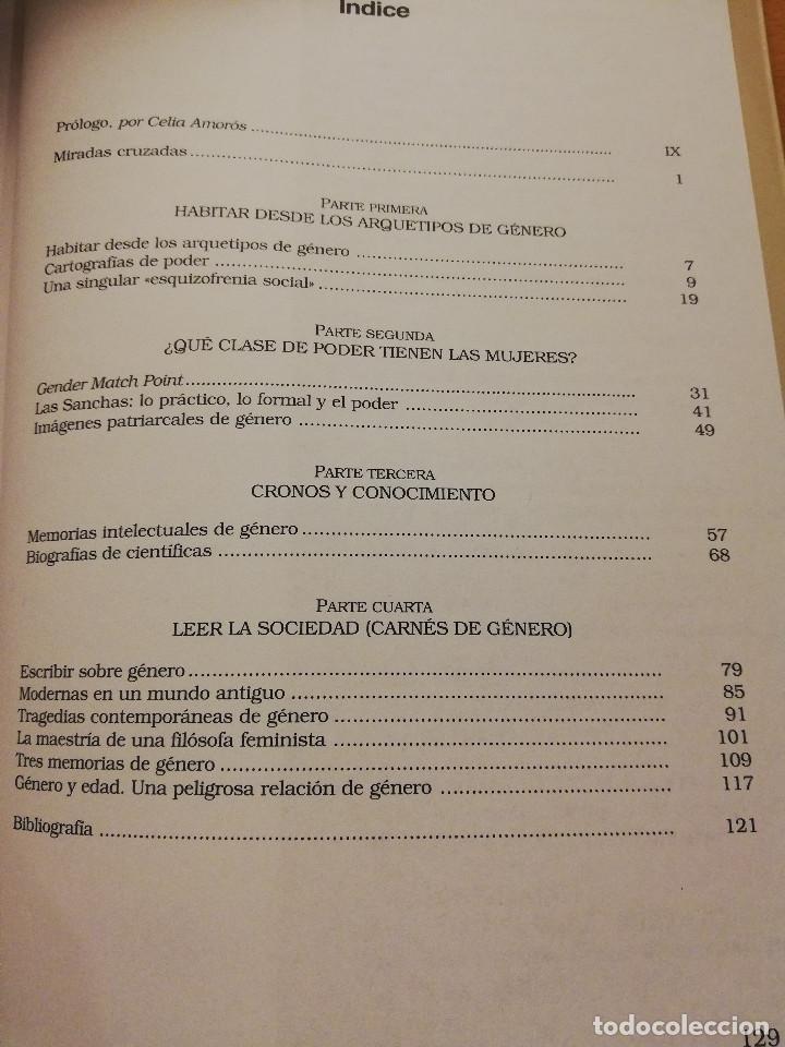 Libros de segunda mano: CABEZA MODERNA / CORAZÓN PATRIARCAL (UN DIAGNÓSTICO SOCIAL DE GÉNERO) MARIA ANTONIA GARCÍA DE LEÓN - Foto 2 - 148503778