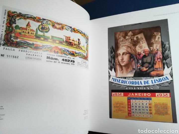 Libros de segunda mano: Historia ilustrada de las Loterías en España por Roberto García, 2007 - Foto 2 - 149374305