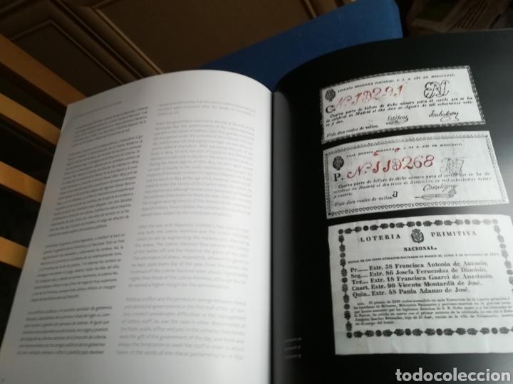 Libros de segunda mano: Historia ilustrada de las Loterías en España por Roberto García, 2007 - Foto 5 - 149374305
