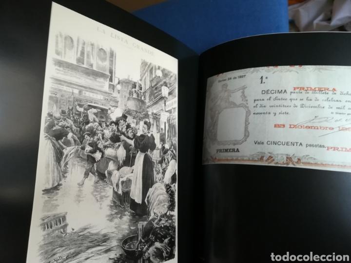 Libros de segunda mano: Historia ilustrada de las Loterías en España por Roberto García, 2007 - Foto 6 - 149374305