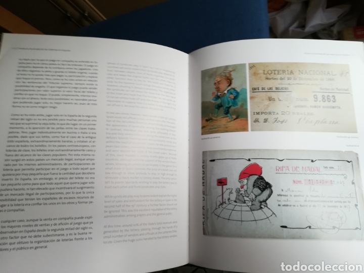 Libros de segunda mano: Historia ilustrada de las Loterías en España por Roberto García, 2007 - Foto 7 - 149374305