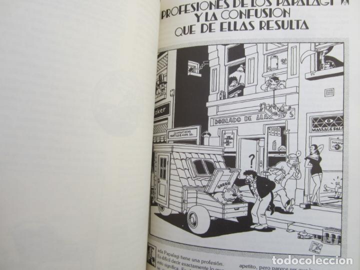 Libros de segunda mano: LOS PAPALAGI , discursos de TUIAVII DE TIAVEA jefe samoano , editado por integral - Foto 9 - 149571806