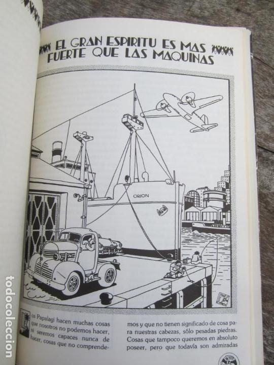 Libros de segunda mano: LOS PAPALAGI , discursos de TUIAVII DE TIAVEA jefe samoano , editado por integral - Foto 10 - 149571806