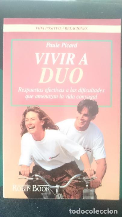VIVIR A DUO - ED ROBIN BOOK (Libros de Segunda Mano - Pensamiento - Sociología)