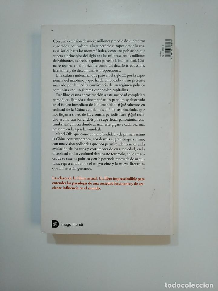 Libros de segunda mano: MADE IN CHINA. - MANEL OLLE. EDITORIAL DESTINO. TDK363 - Foto 2 - 151192986