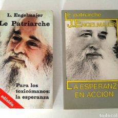 Libros de segunda mano: LE PATRIARCHE-2 LIBROS. Lote 151880804