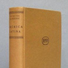 Libros de segunda mano: AMERICA LATINA. LAMBERT. Lote 151885130