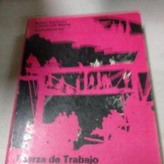 Libros de segunda mano: FUERZA DE TRABAJO Y MOVIMIENTOS LABORALES EN AMÉRICA LATINA. Lote 153472790
