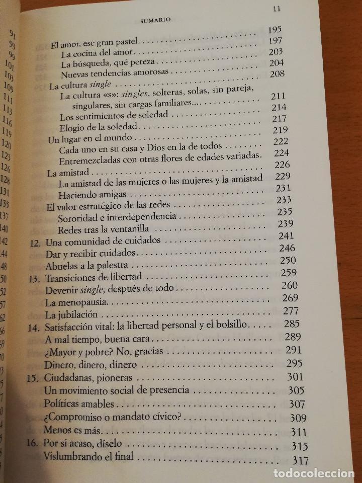Libros de segunda mano: TAN FRESCAS. LAS NUEVAS MUJERES MAYORES DEL SIGLO XXI (ANNA FREIXAS FARRÉ) 3ª EDICIÓN - Foto 5 - 153829986