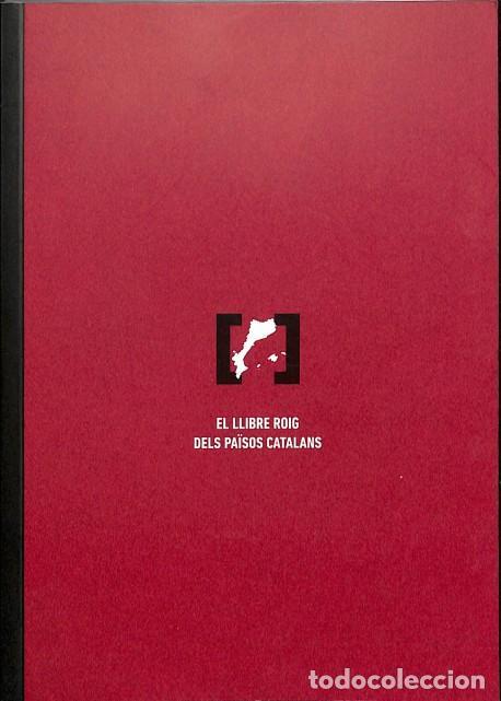 EL LLIBRE ROIG DELS PAÏSOS CATALANS - JOAN FUSTER - POL·LEN EDICIONS (Libros de Segunda Mano - Pensamiento - Sociología)