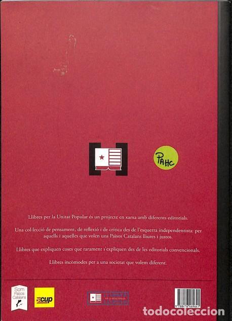 Libros de segunda mano: El Llibre Roig Dels Països Catalans - Joan Fuster - Pol·len Edicions - Foto 2 - 154079521