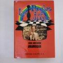 Libros de segunda mano: LAS REGLAS DEL JUEGO. - JOSE ANTONIO JAUREGUI. ARM20. Lote 154212882