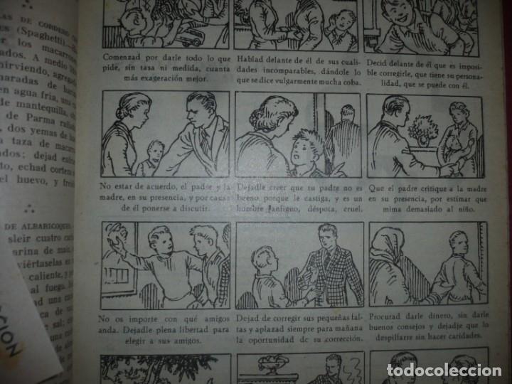 Libros de segunda mano: LA FAMILIA REVISTA MORAL MENSUAL ILUSTRADA DEL HOGAR AÑOS 1947-51-52-53-55-57 BARCELONA - Foto 3 - 154869770