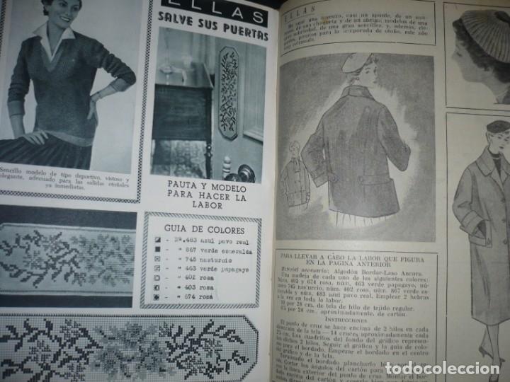 Libros de segunda mano: LA FAMILIA REVISTA MORAL MENSUAL ILUSTRADA DEL HOGAR AÑOS 1947-51-52-53-55-57 BARCELONA - Foto 4 - 154869770