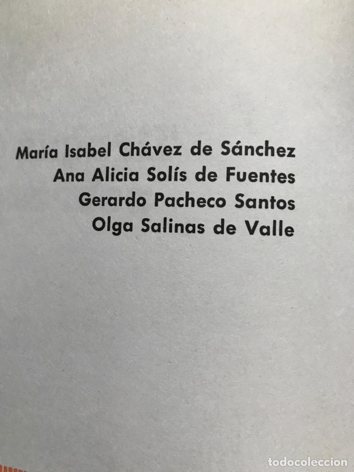Libros de segunda mano: Drogas y pobreza, María Isabel Chávez de Sánchez, A.A. Solís de Fuentes, G. Pacheco, O. Salinas - Foto 3 - 155838294