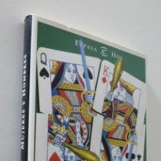 Libros de segunda mano: MUJERES Y HOMBRES: LA IMPÍA REBELIÓN - GINER, SALVADOR. Lote 157669964