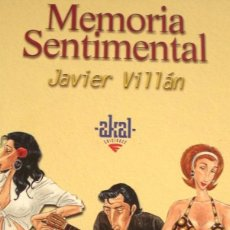 Libros de segunda mano: MEMORIA SENTIMENTAL (4 TOMOS) - JAVIER VILLÁN - AKAL. [NUEVO - PRECINTADO]. Lote 164000146