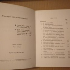 Libros de segunda mano: LA SERVIDUMBRE SEXUAL MASCULINA. DR FRANZ KLINGER. SAGITARIO 1969. Lote 166672600