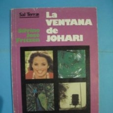 Libros de segunda mano: LA VENTANA DE JOHARI (EJERCICIOS DINAMICA DE GRUPO) - SILVINO JOSE FRITZEN - SAL TERRAE, 1987, 1ª ED. Lote 168094892