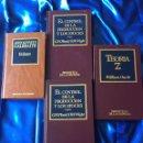 Libros de segunda mano: 4 TÍTULOS TEORÍA Z,EL DINERO,EL CONTROL DE LA PRODUCCIÓN Y LOS STOCKS I Y II. Lote 168247998