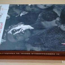 Libros de segunda mano: EL SUBDESARROLLO SOCIAL EN ESPAÑA - VICENTE NAVARRO - DIARIO PUBLICO. Lote 169589108