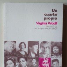 Libros de segunda mano: LIBRO UN CUARTO PROPIO. Lote 169758466