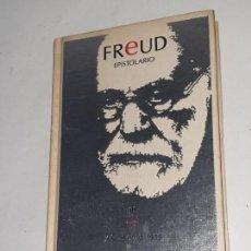 Libros de segunda mano: FREUD . EPISTOLARIO 1910-1939. Lote 170024800
