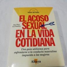 Libros de segunda mano: SUE WISE + LIZ STANLEY - EL ACOSO SEXUAL EN LA VIDA COTIDIANA - ALTAYA 1995. Lote 171297652