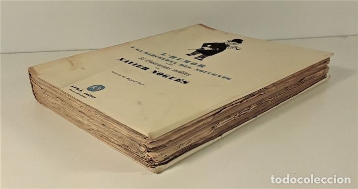 Libros de segunda mano: LHUMOR A LA BARCELONA DEL NOUCENTS. EJEM. Nº 2. EDIT. AYMÀ. BARCELONA. 1949. - Foto 2 - 171411230