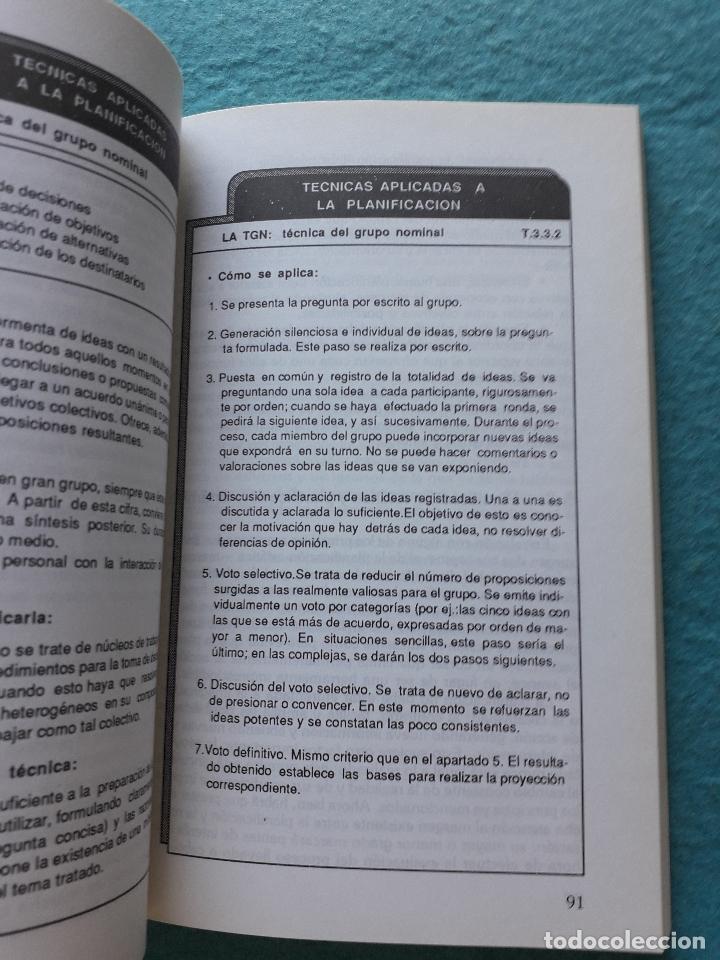 Libros de segunda mano: La Animación Sociocultural: Una Propuesta Metodológica. F. Cembranos, D. Montesinos y M Bustelo. - Foto 3 - 172845442