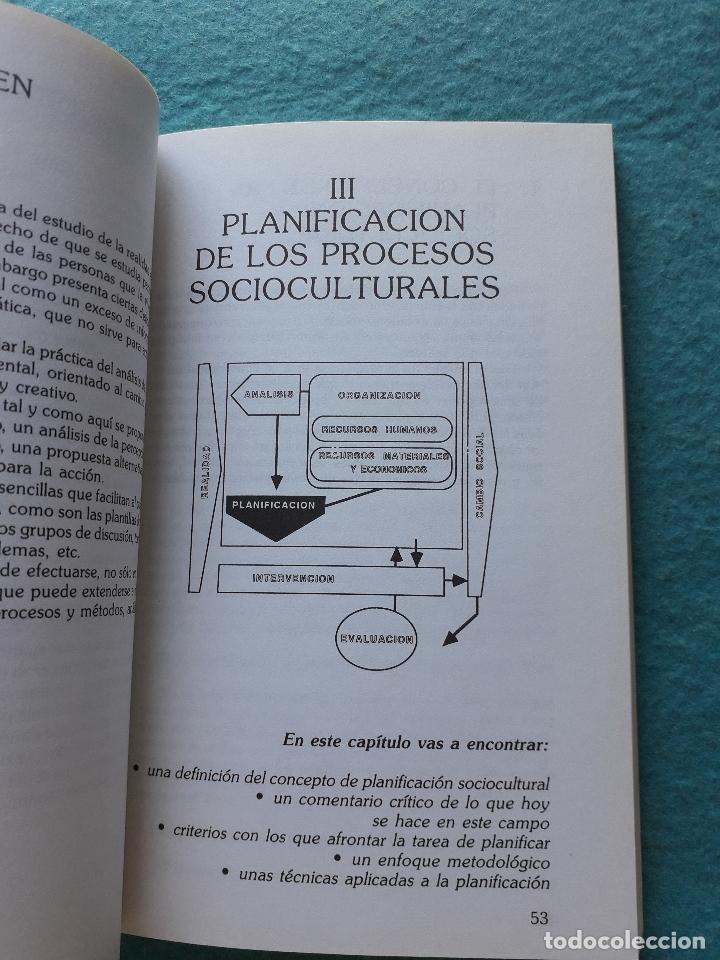 Libros de segunda mano: La Animación Sociocultural: Una Propuesta Metodológica. F. Cembranos, D. Montesinos y M Bustelo. - Foto 5 - 172845442