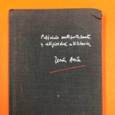 Libros de segunda mano: PREJUICIO ANTIPROTESTANTE Y RELIGIOSIDAD UTILITARIA - JESUS AMON - AGUILAR 1969. Lote 173195770