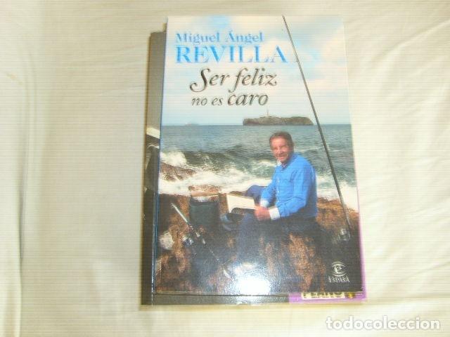 Ser Feliz No Es Caro Miguel Angel Revilla Comprar Libros De Sociología En Todocoleccion 173288930