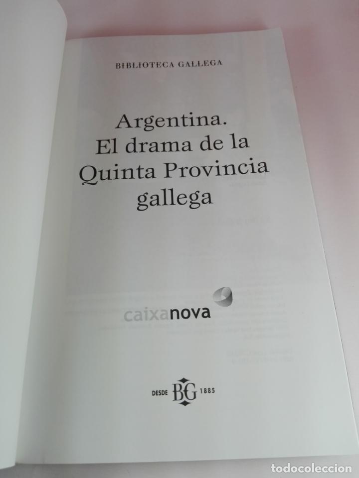 Libros de segunda mano: Libro-El drama de la quinta provincia gallega-Anxo Lugilde-La Voz de Galicia-Excelente estado-Ver fo - Foto 13 - 188644253