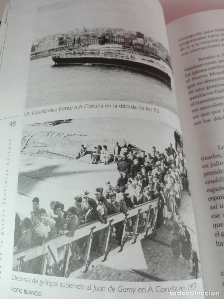 Libros de segunda mano: Libro-El drama de la quinta provincia gallega-Anxo Lugilde-La Voz de Galicia-Excelente estado-Ver fo - Foto 17 - 188644253