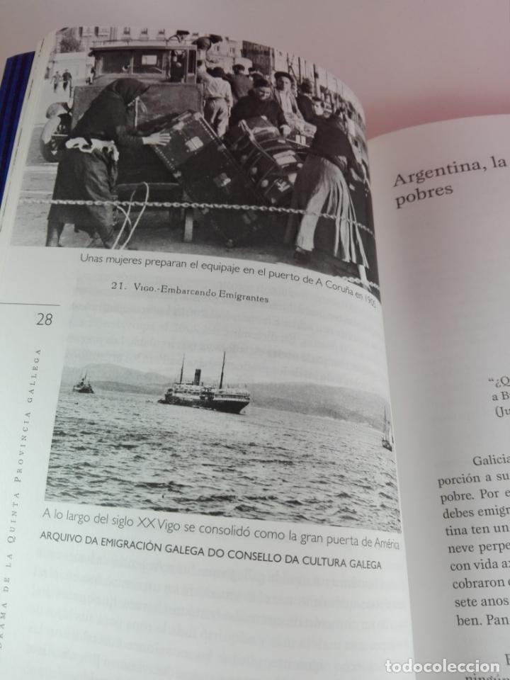 Libros de segunda mano: Libro-El drama de la quinta provincia gallega-Anxo Lugilde-La Voz de Galicia-Excelente estado-Ver fo - Foto 21 - 188644253