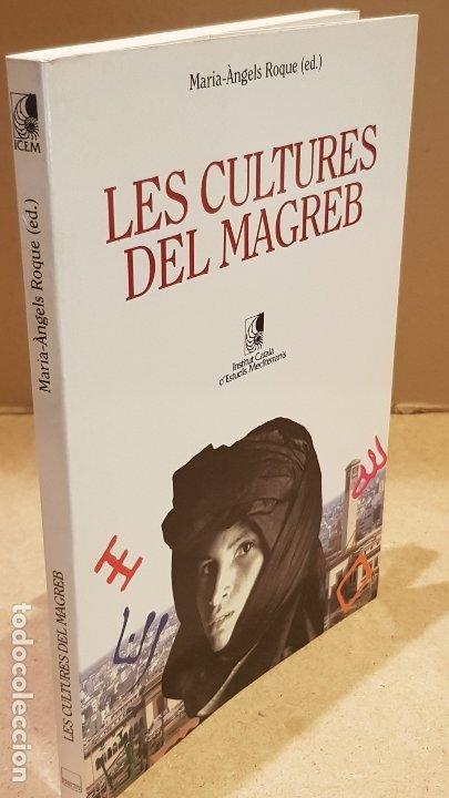 Libros de segunda mano: LES CULTURES DEL MAGREB / MARIA-ÁNGELS ROQUE / INS. D'ESTUDIS MEDITERRANIS / OCASIÓN ! - Foto 4 - 173988140