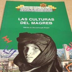 Libros de segunda mano: LAS CULTURAS DEL MAGREB / MARIA-ÁNGELS ROQUE / ED: A.E.C.I.-1994 / OCASIÓN.. Lote 174013777