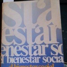 Libros de segunda mano: EL BIENESTAR SOCIAL, ¿MITO O REALIDAD? - MOIX MARTINEZ, MANUEL.. Lote 173734152