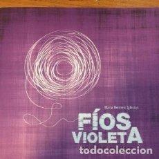 Livros em segunda mão: FÍOS VIOLETA. CONVIVIR EN IGUALDADE. XUNTA DE GALICIA 2010. IDIOMA GALLEGO. Lote 175398340