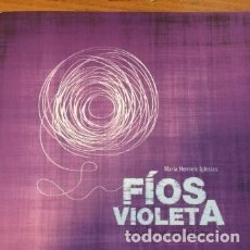 Libros de segunda mano: FÍOS VIOLETA. CONVIVIR EN IGUALDADE. XUNTA DE GALICIA 2010. IDIOMA GALLEGO. Lote 175398382
