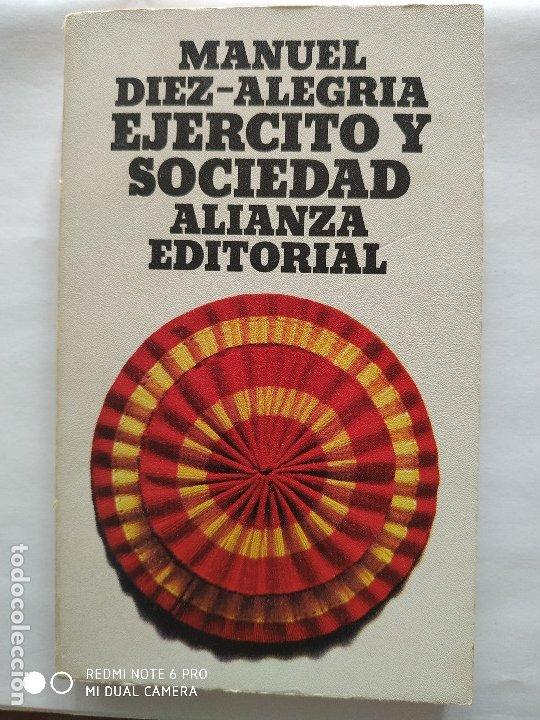 1973, EJÉRCITO Y SOCIEDAD (Libros de Segunda Mano - Pensamiento - Sociología)
