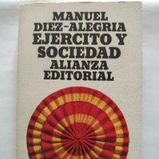 Libros de segunda mano: 1973, EJÉRCITO Y SOCIEDAD. Lote 175863228