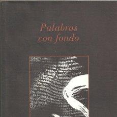 Libros de segunda mano: PARABLAS CON FONDO - FONDO GALEGO DE COOPERACIÓN E SOLIDARIEDADE. Lote 177693787